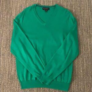 Brooks Brothers supima cotton sweater M